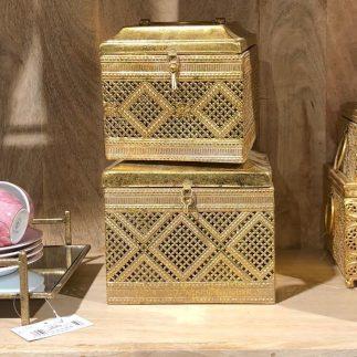 זוג קופסאות תכשיטים – ABU