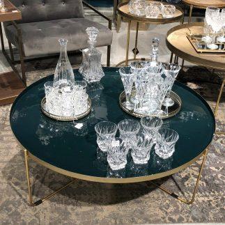 שולחן סלון – RAINBOW ירוק