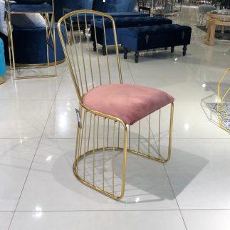 כיסא – PARIS זהב -פודרה
