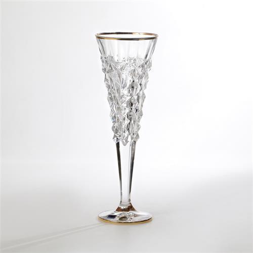 שישיית כוסות שמפניה - DARIO