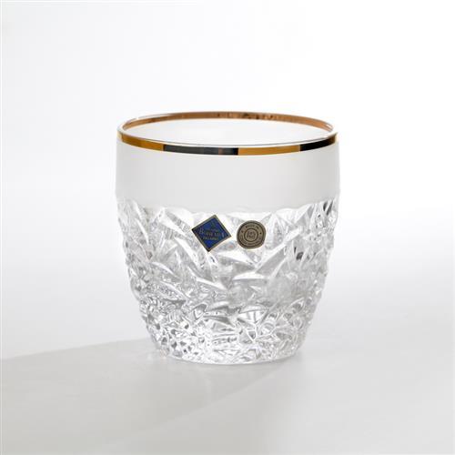 שישיית כוסות וויסקי - GOLD LABEL