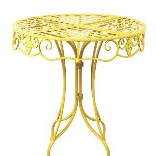 שולחן – U.S.A צהוב