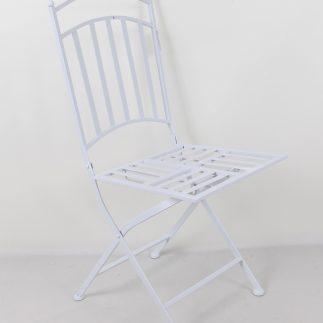 כיסא – U.S.A לבן