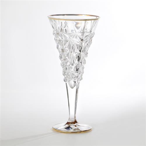 שישיית כוסות יין - BELVEDERE