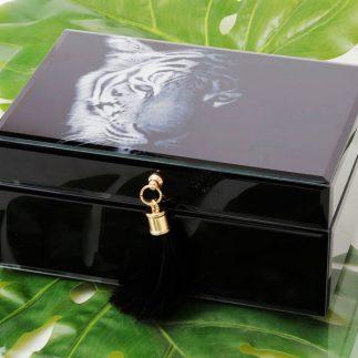 קופסת תכשיטים – TIGER בשלושה דגמים