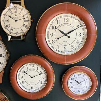 סדרת שעוני יוקרה לקיר -CLASS בשלושה גדלים