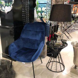 כורסא – ANGELINA כחול רויאל