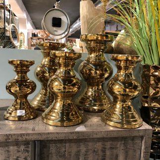 פמוט זהב – GREAT ב4 גדלים