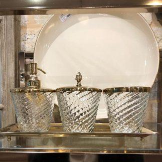 סט אמבט – CLAIR זהב