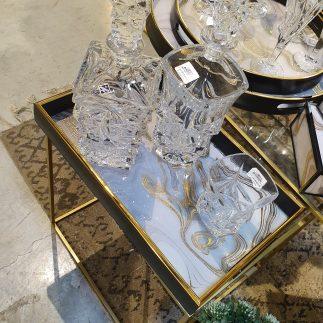 זוג מגשים מלבניים – SHAISH  לבן