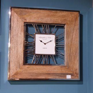 שעון קיר – TIMES SQUARE