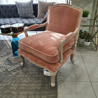 כורסא – CHARLES ורוד