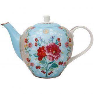קנקן לתה – BLUE FLORAL