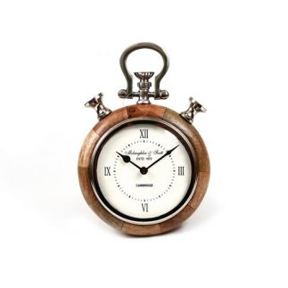 שעון קיר – WOODY גדול/קטן