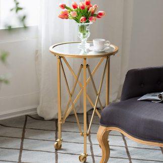 שולחן – AVATER זהב