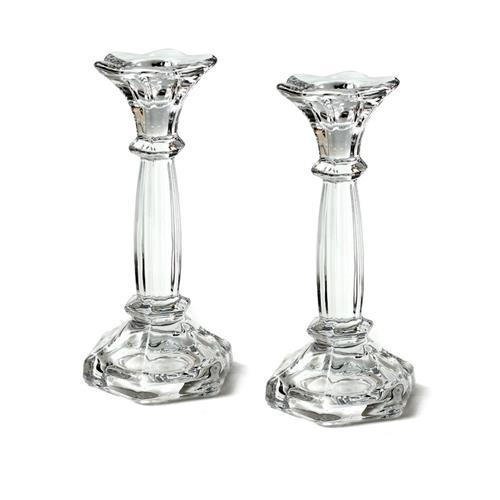 זוג פמוטי זכוכית