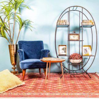 כורסא – AMORE כחול