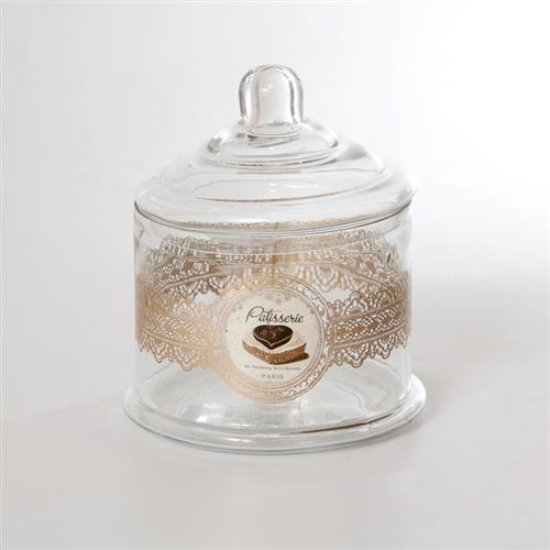 צנצנת זכוכית - FELIS