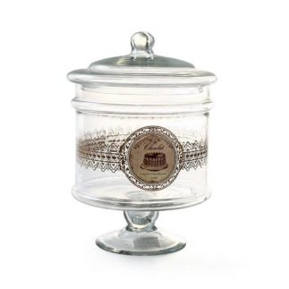 צנצנת זכוכית – FLORI
