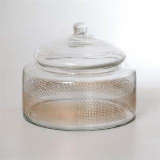 צנצנת זכוכית – FLORA