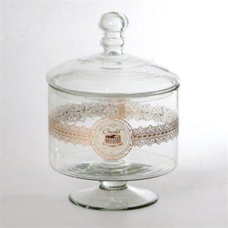 צנצנת זכוכית – FLORES