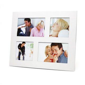 מסגרת מחולקת ל4 תמונות בגדלים שונים – SHARE