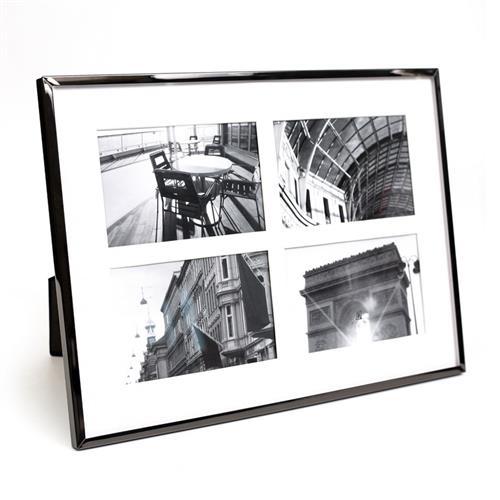 מסגרת מחולקת ל4 תמונות - TITANIUM
