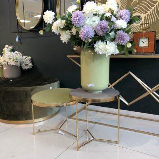 שולחן צד – COLORATO גדול/קטן לבחירה
