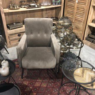 כורסא – SILKA אפור בהיר