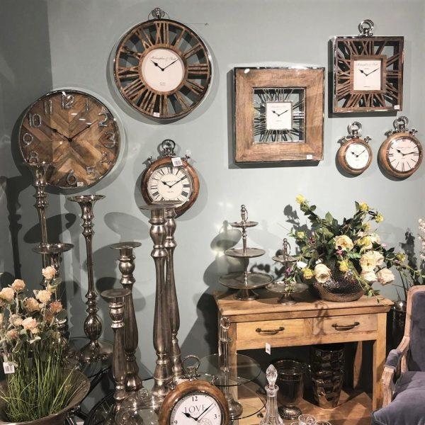 שעון קיר - TIMES SQUARE 2.0