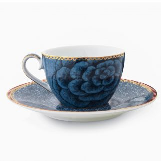 סט 6 או 2 כוסות אספרסו – BLUE SPRING