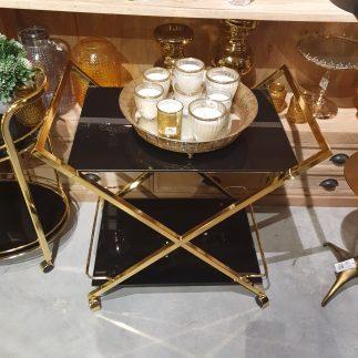 עגלת תה – FASHION זהב