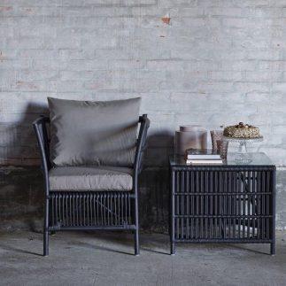 כורסא – DONATELLO שחור