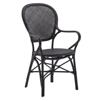 כיסא - ROSSINI שחור