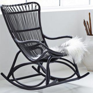 כיסא/כורסא – MONET שחור