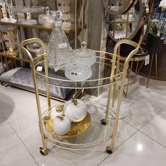 עגלת תה – FAIRY TAIL זהב מט