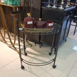 עגלת תה – FAIRY TAIL שחור