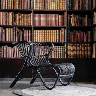 כורסא – VIGGO שחור