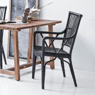 כיסא – PIANO שחור