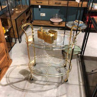 עגלת תה – FAIRY TAIL זכוכית שקופה