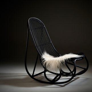 כיסא/כורסא – NANNA – שחור