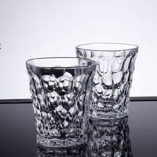 שישיית כוסות וויסקי קריסטל – MARBLE
