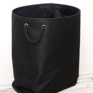 סל כביסה – ASPERO שחור/אפור