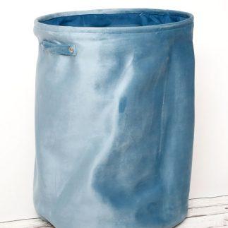סל כביסה – VELVET ירוק/אפור/כחול/ורוד