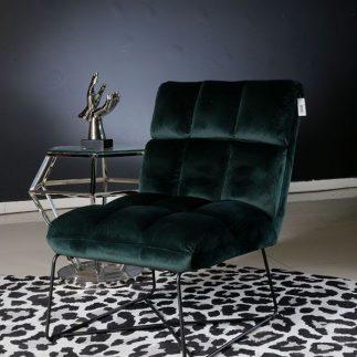 כורסא – ALBERTA ירוק בקבוק