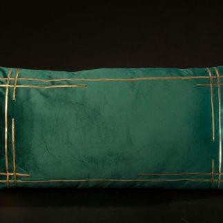 כרית נוי מלבנית – TOUCH ירוק