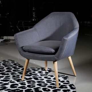 כורסא – ADELLE אפור ג'ינס