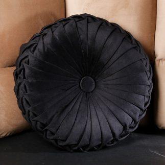 כרית נוי – SPIRALA שחור