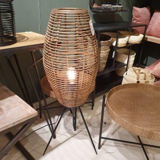 מנורה עומדת – BAMBOOK טבעי
