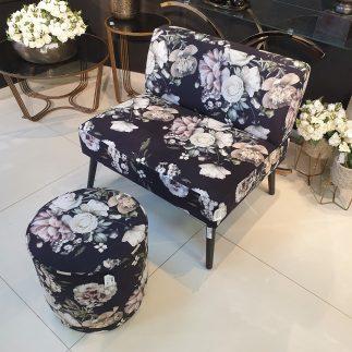 כורסא זוגית – FLORES עם הדום / ללא הדום